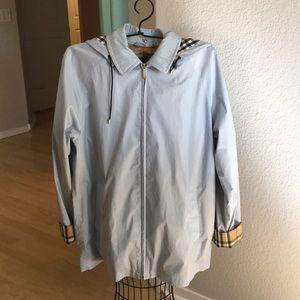Burberry Jackets & Coats - Authentic Burberry rain jacket